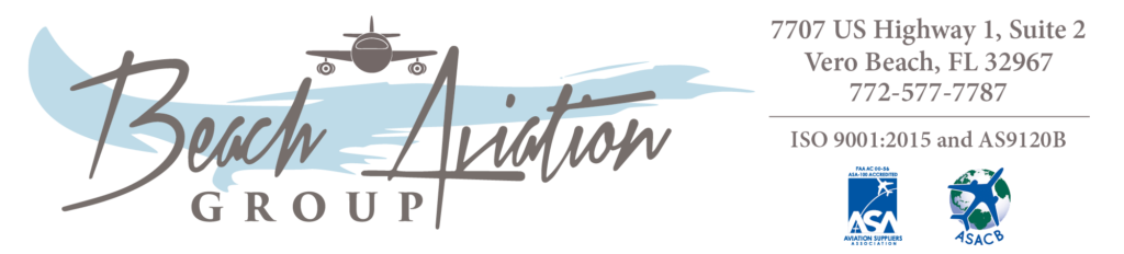Beach Aviation Logo