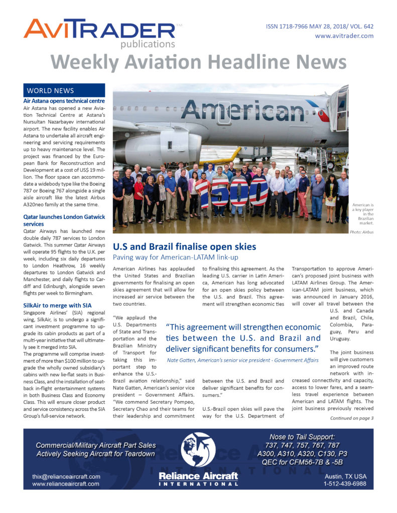 AviTrader_Weekly_Headline_News_Cover_2018-05-28