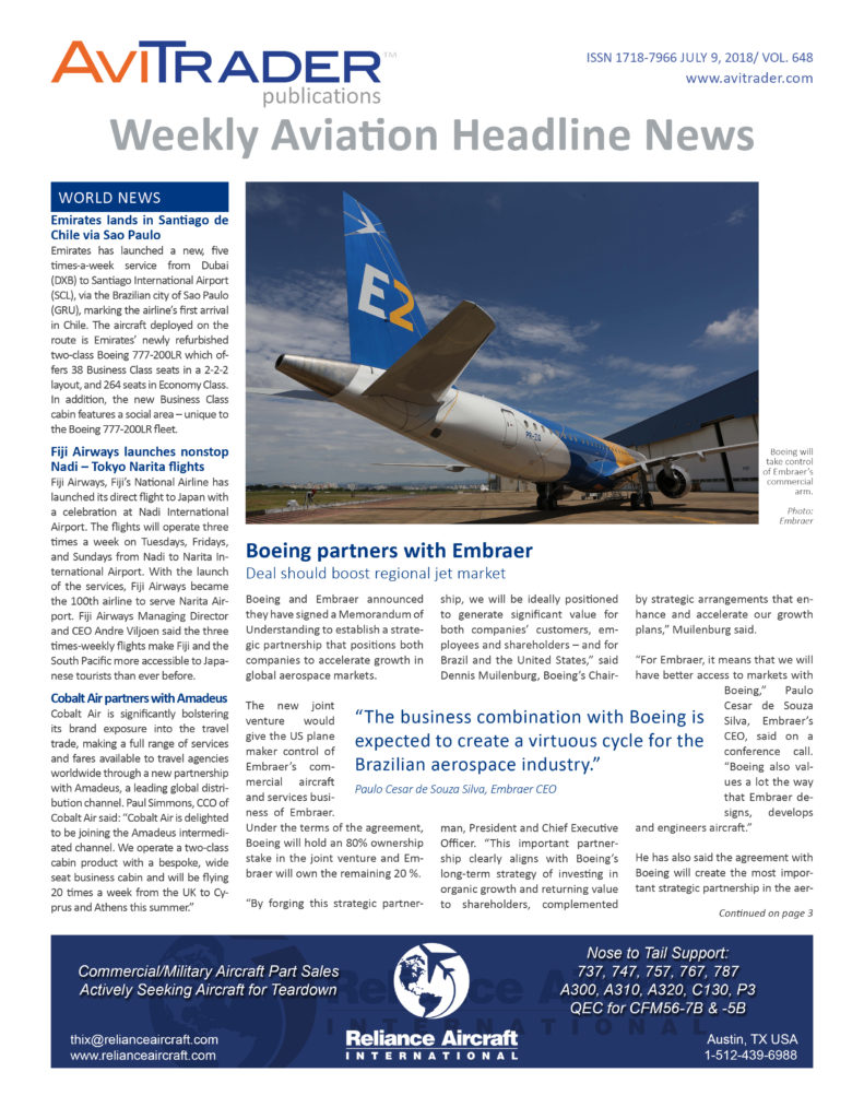 AviTrader_Weekly_Headline_News_Cover_2018-07-09