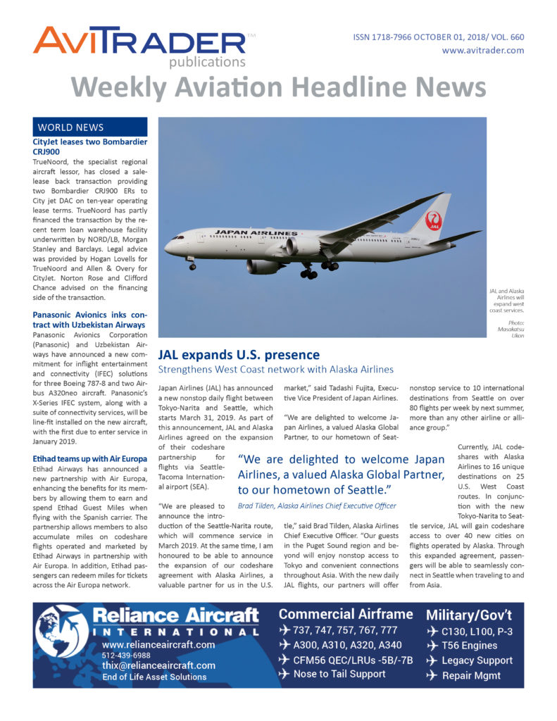 AviTrader_Weekly_Headline_News_Cover_2018-10-01