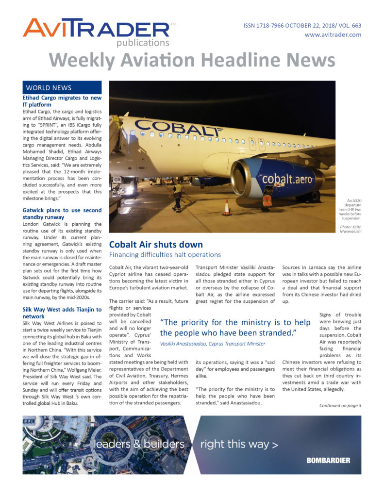 AviTrader_Weekly_Headline_News_Cover_2018-10-22