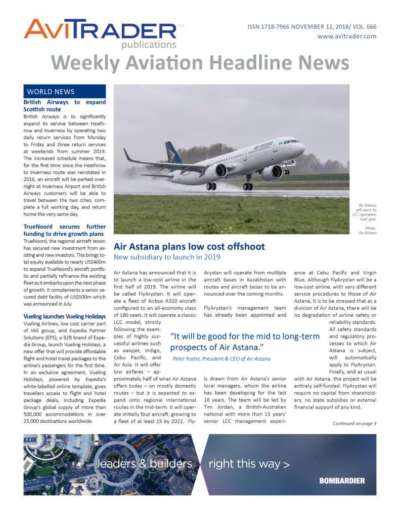 AviTrader_Weekly_Headline_News_Cover_2018-11-12