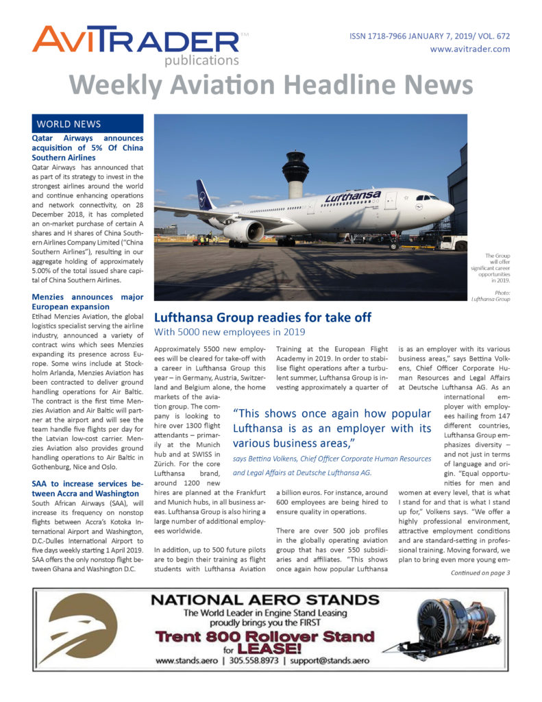 AviTrader_Weekly_Headline_News_Cover_2019-01-07