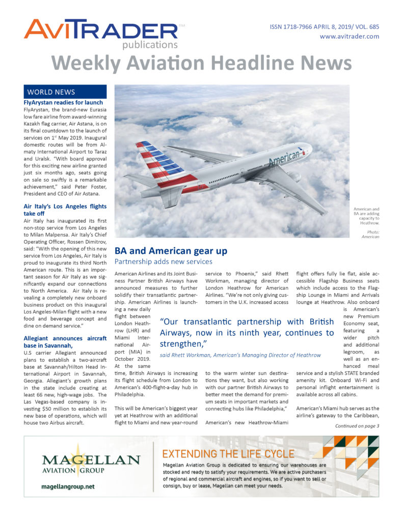 AviTrader_Weekly_Headline_News_Cover_2019-04-08