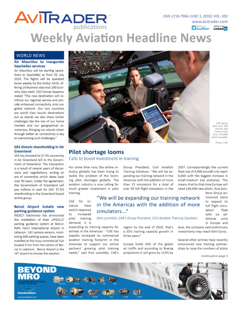AviTrader_Weekly_Headline_News_Cover_2019-06-03