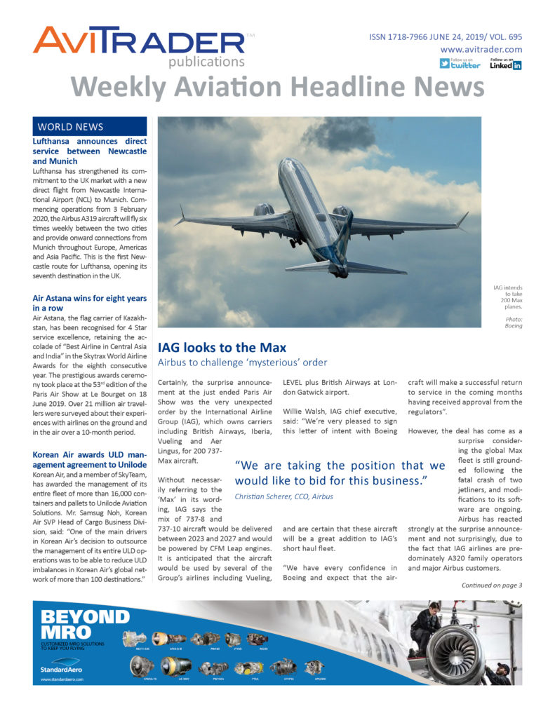 AviTrader_Weekly_Headline_News_Cover_2019-06-24