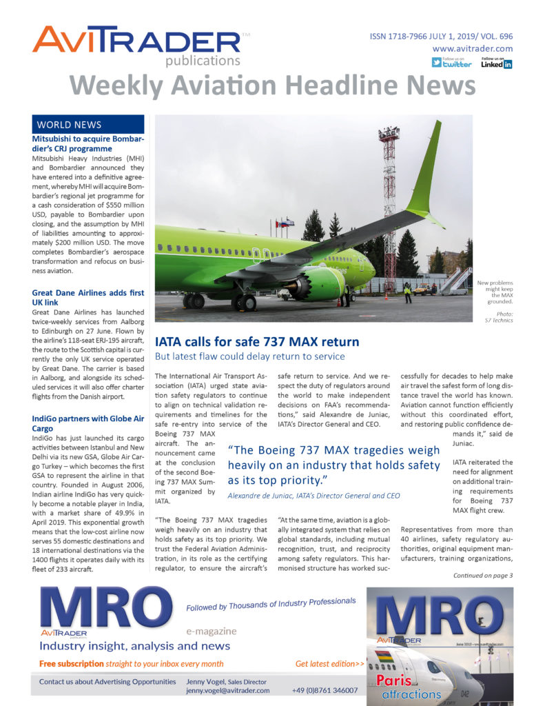 AviTrader_Weekly_Headline_News_Cover_2019-07-01