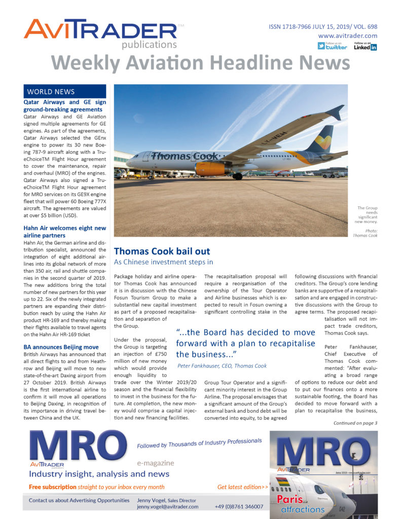 AviTrader_Weekly_Headline_News_Cover_2019-07-15