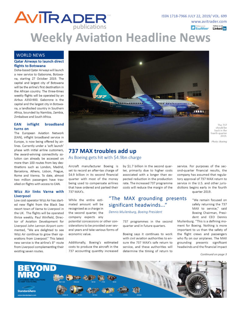 AviTrader_Weekly_Headline_News_Cover_2019-07-22