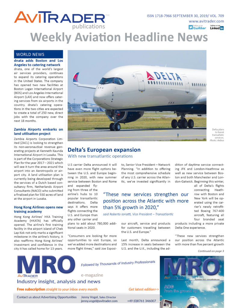 AviTrader_Weekly_Headline_News_Cover_2019-09-30