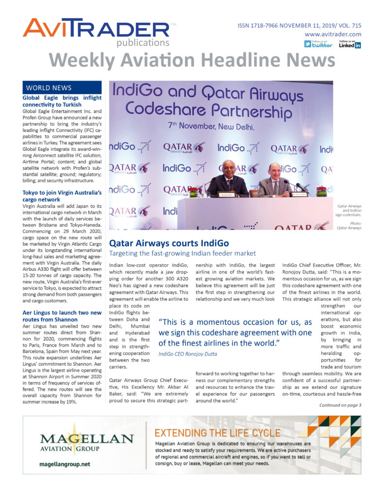 AviTrader_Weekly_Headline_News_Cover_2019-11-11