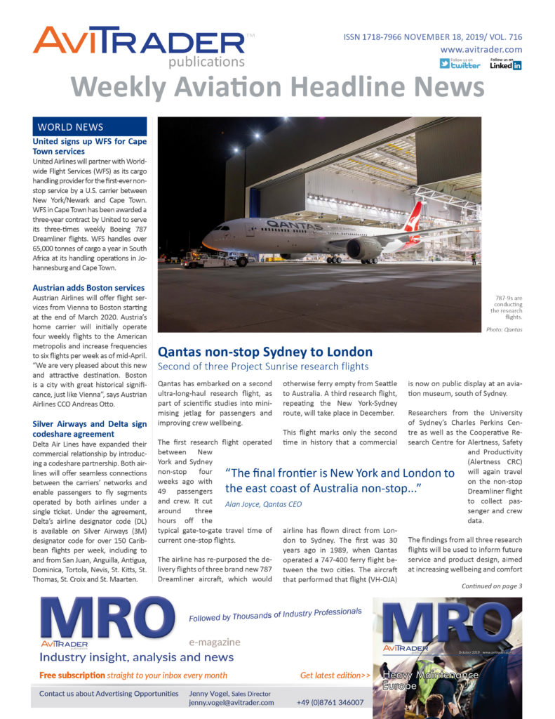 AviTrader_Weekly_Headline_News_Cover_2019-11-18