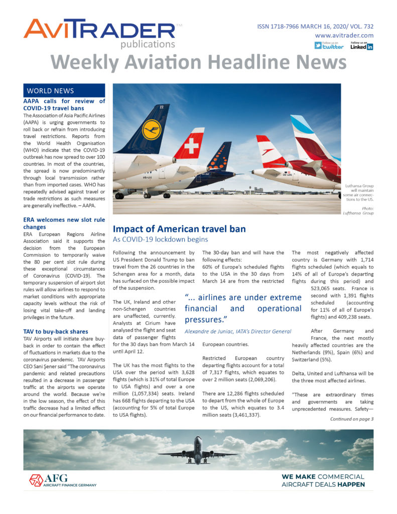 AviTrader_Weekly_Headline_News_Cover_2020-03-16
