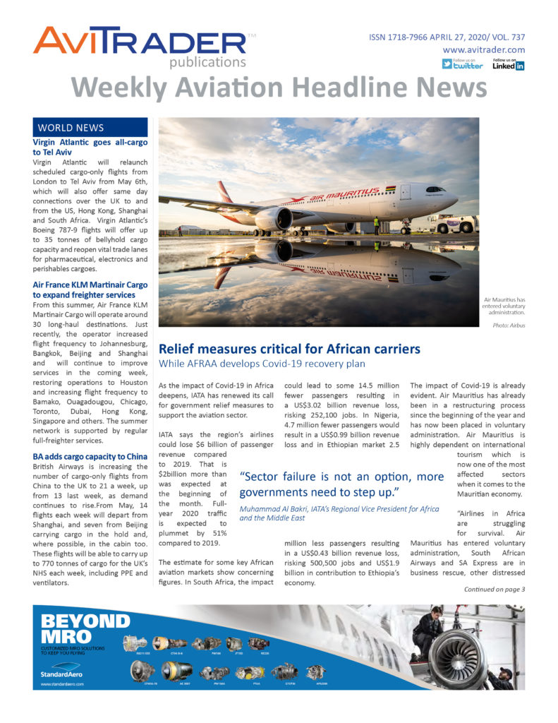 AviTrader_Weekly_Headline_News_Cover_2020-04-27