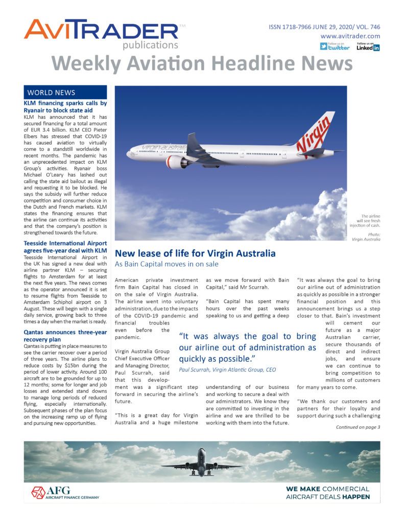 AviTrader_Weekly_Headline_News_Cover_2020-06-29