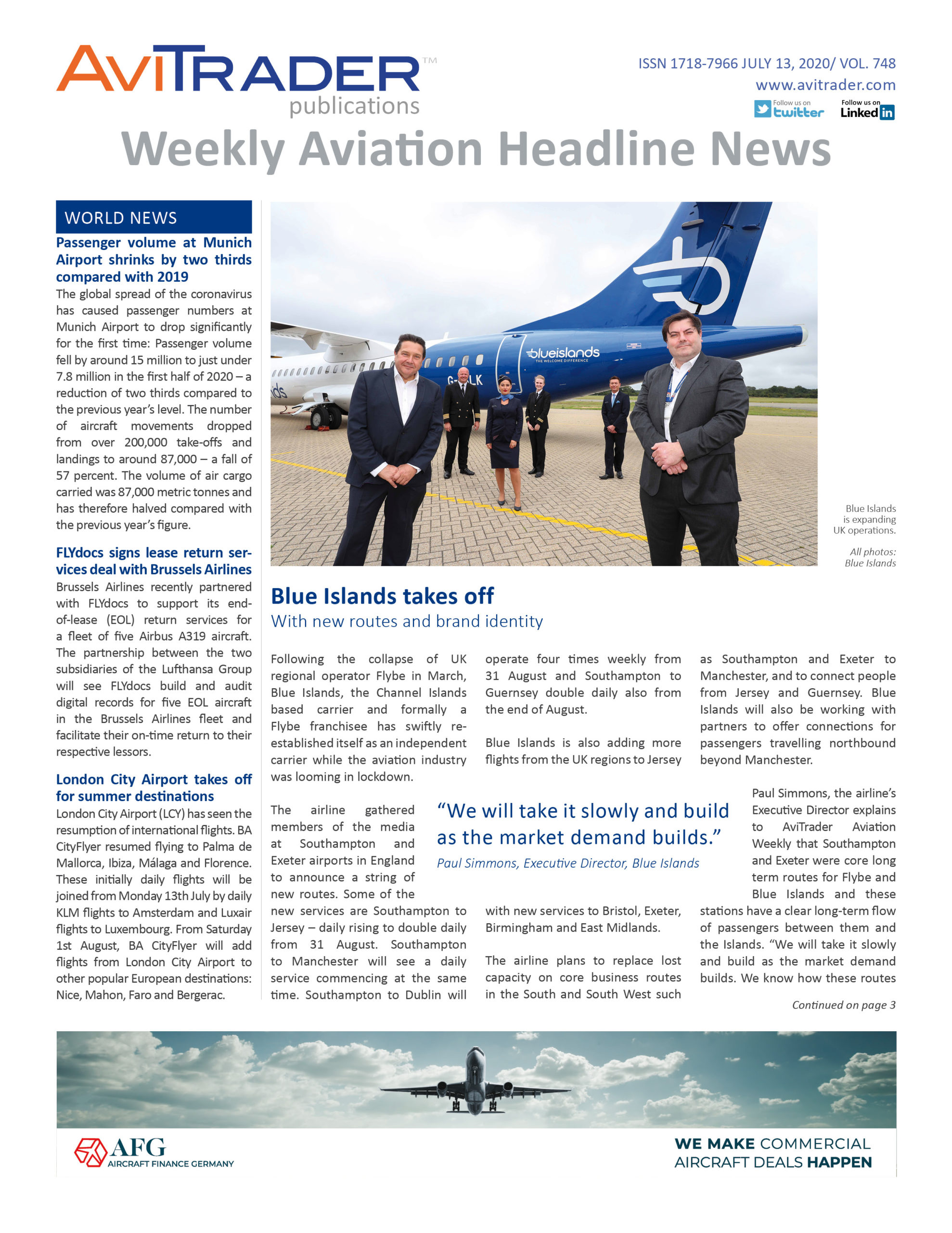 AviTrader_Weekly_Headline_News_Cover_2020-07-13