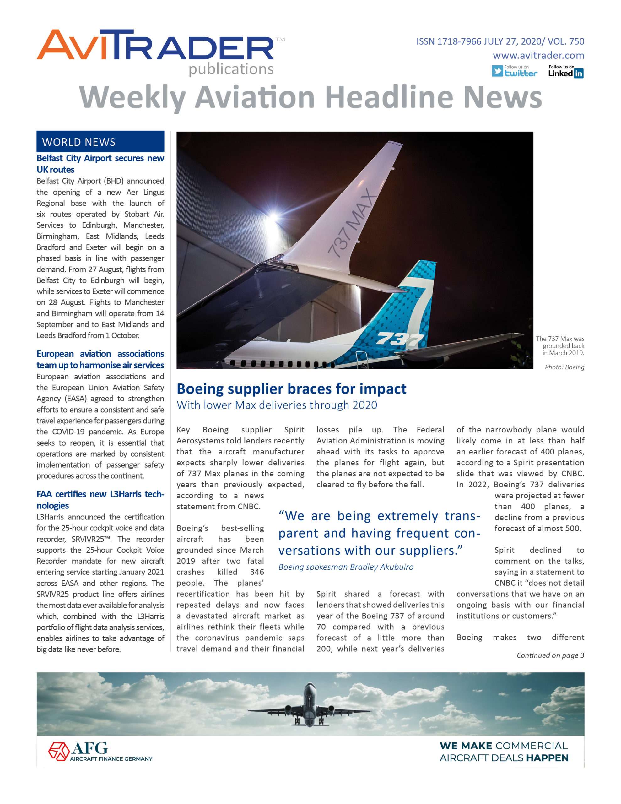AviTrader_Weekly_Headline_News_Cover_2020-07-27